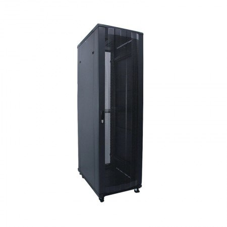 INDORACK Close Rack 20U Depth Perforated Door 900mm
