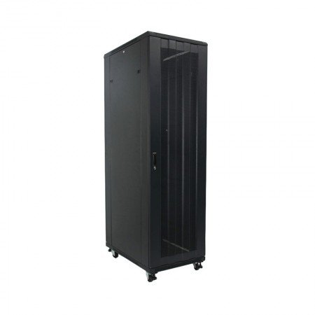 INDORACK Close Rack 45U Depth Perforated Door 1150mm