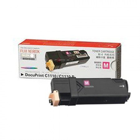 FUJI XEROX Toner Cartridge 2000 Pages CT201116 Magenta
