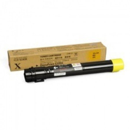 FUJI XEROX Toner Cartridge 12000 Pages CT201163 Yellow