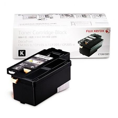 FUJI XEROX Print Toner Cartridge 2000 Pages CT201591 Black