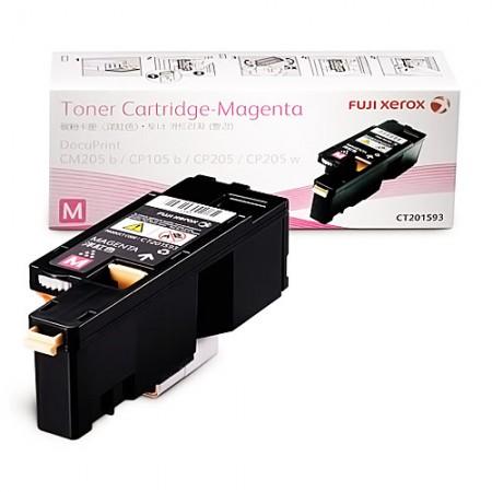 FUJI XEROX Toner Cartridge 1400 Pages CT201593 Magenta