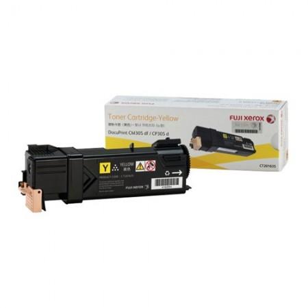 FUJI XEROX Toner Cartridge 3000 Pages CT201635 Yellow