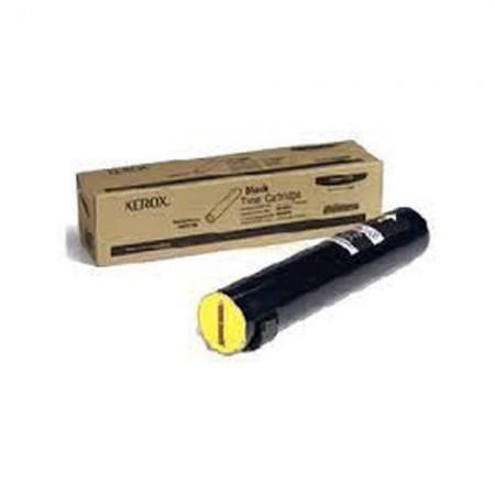 FUJI XEROX Toner Cartridge 25000 Pages CT201667 Yellow