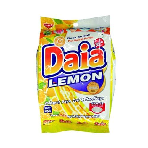 DAIA Deterjen Extra Lemon 900gr