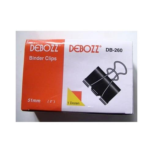 DEBOZZ Binder Clip DB.260