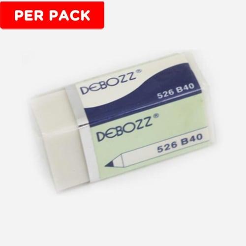 DEBOZZ Penghapus DB B40 White 40pc