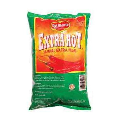 DELMONTE Sambal Extra Hot Pouch 1Kg