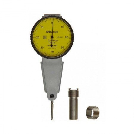 MITUTOYO Dial Test Indicator 513-445E MT0000448 0.4/0.002 mm