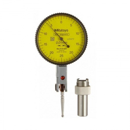 MITUTOYO Dial Test Indicator 513-424E MT0000444 0.5/ 0.01 mm