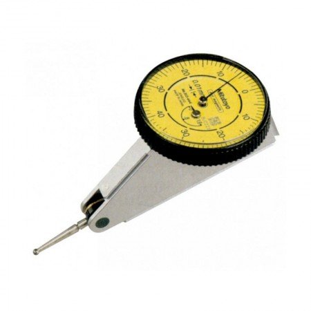 MITUTOYO Dial Test Indicator 513-444E MT0000446 1.6/ 0.01 mm