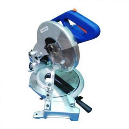 DOUBLE THUNDERS Mitter Saw 10 Inch DT-MS1600 and 2 Mata