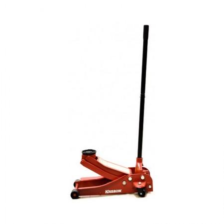 KRISBOW KW0500756 Hydraulic Garage Jack 3T Low Type
