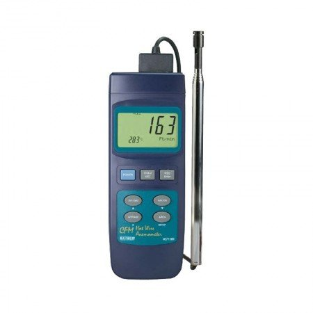 EXTECH Hot Wire CFM Anemometer 407119