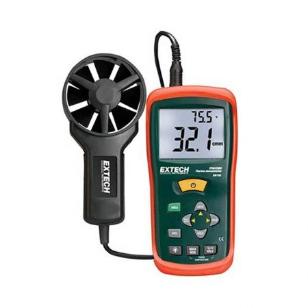 EXTECH Anemometer CFM/CMM AN100