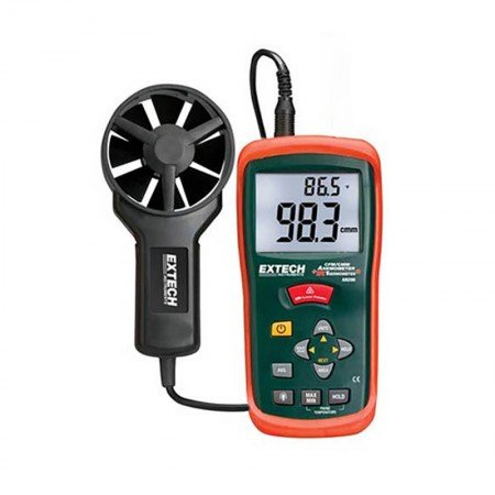 EXTECH Anemometer CFM/CMM IR Thermometer AN200