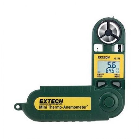 EXTECH Mini Thermo Anemometer-Humidity 45158