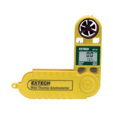 EXTECH Thermo Anemometer 18 TO 50C MINI 45118