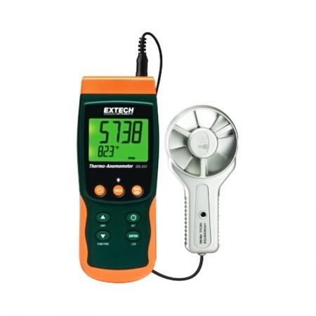 EXTECH Thermo Anemometer Metal Vane SDL300
