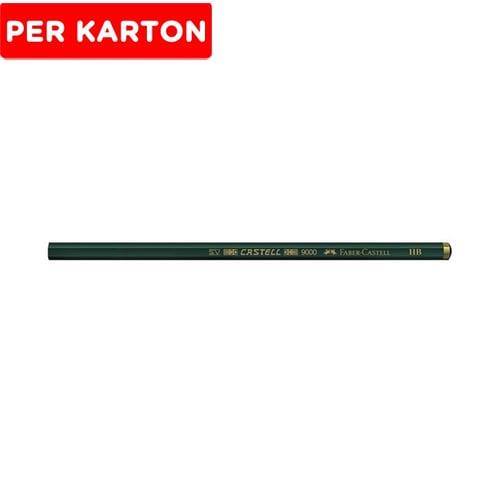 FABER CASTELL Pensil HB 12pc