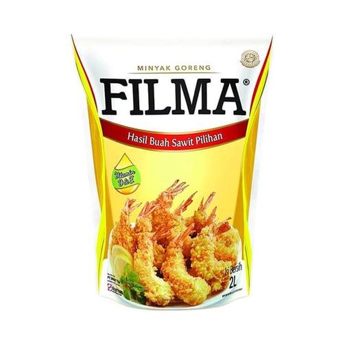 FILMA Minyak Goreng Pouch 2ltr