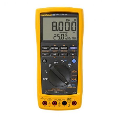 Fluke Multimeter c/w accesories & Casing 789