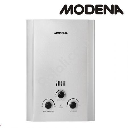 MODENA Gas Water Heater GI 6 V