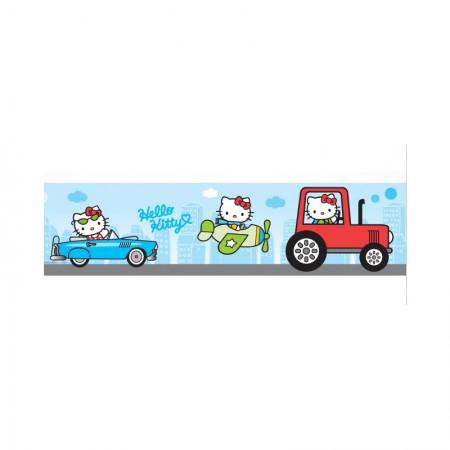 HYUNDAE Fixpix Border Hello Kitty Traveling KT 25052