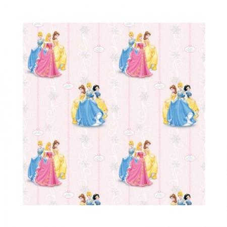 HYUNDAE Fixpix Wallpaper Sticker Dinding Pink DG 11909