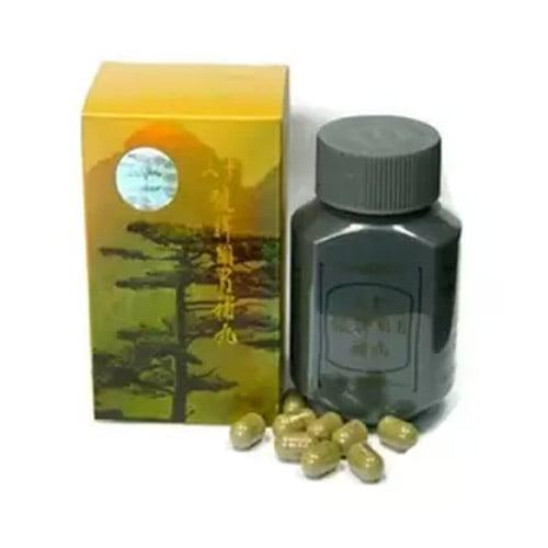 KIANPI Ginseng Pill Obat Penggemuk Badan  Herbal - 60capsul