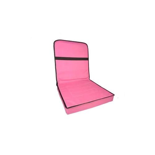 Kursi Lesehan Multifungsi Polos Pink