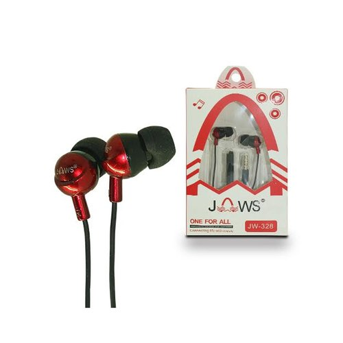 JAWS Handsfree 1 For All JW-328 Merah