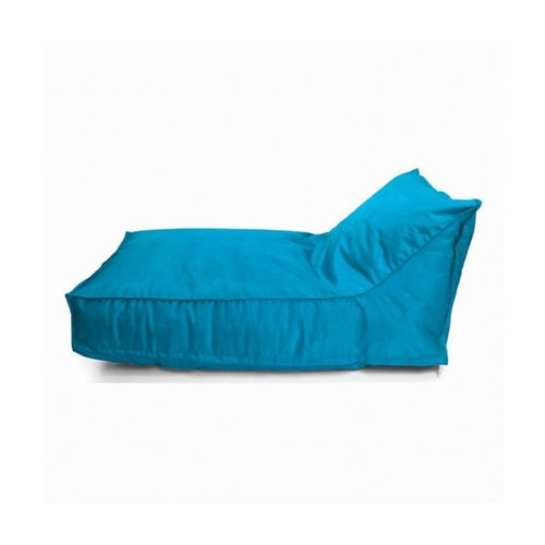 Bean Bag - Lounger Pendek Biru