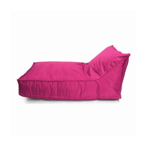 Bean Bag - Lounger Pendek Pink