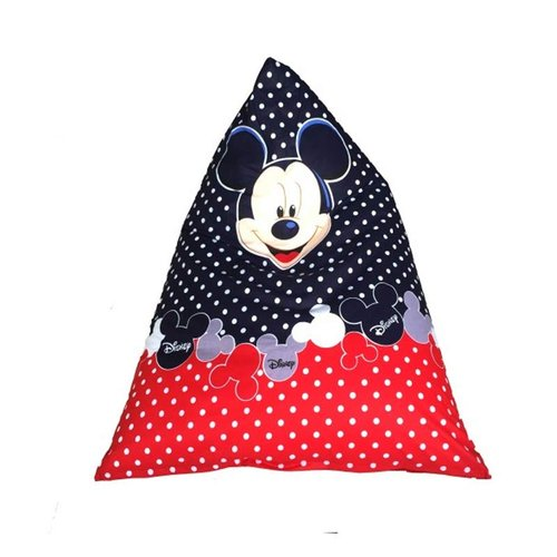 Bean Bag - Triangle Children  Mickey Mouse