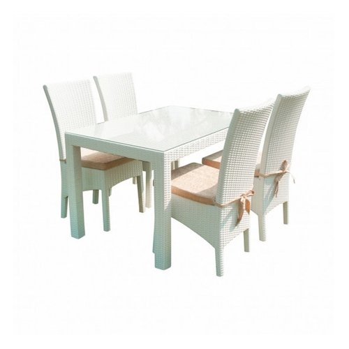 Dining Table Sets 4 Seater Rectangular