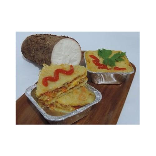 Lasagna Ikan Udang 6pcs