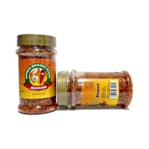 JELEGUR Sambal Kering Rasa Almond Isi 2