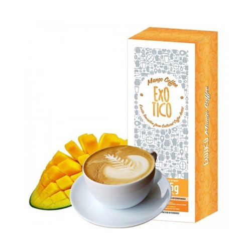EXOTICO Coffee Without Sugar Mango