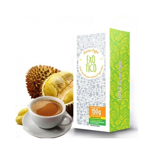 EXOTICO Durian Coffee 150gr