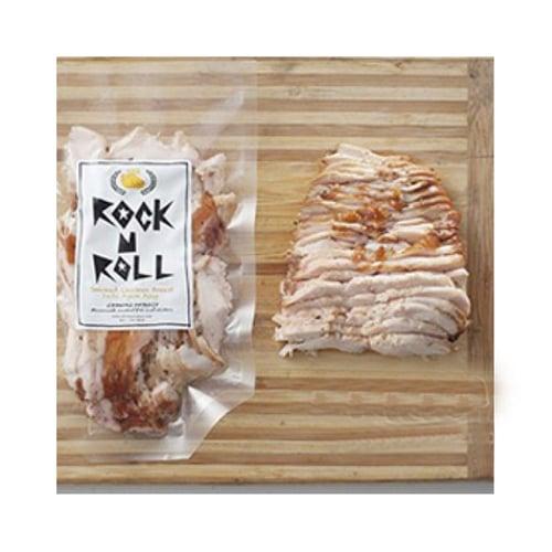 ROCK N ROLL Ayam Dada Asap