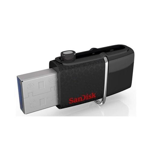 Sandisk Flashdisk Dual Drive OTG 32GB USB 3.0 150MB/s