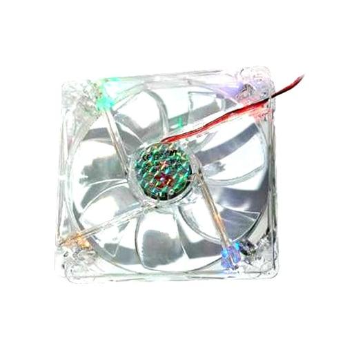 MEDIATECH CPU Fan Transparan LED 8cm