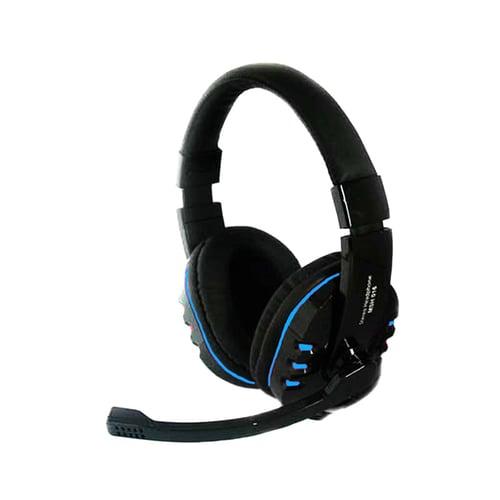 MEDIATECH Headset MSH 016 Biru