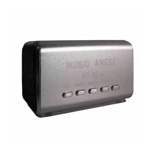 MEDIATECH Speaker Portable MP3 YCL-22 Silver