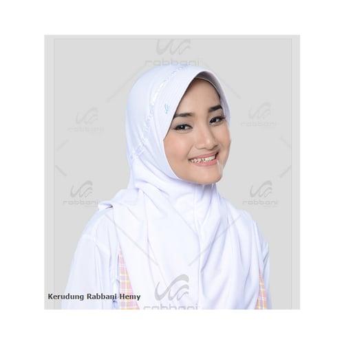 RABBANI Krd Sekolah Hemy Kerudung Jilbab Hijab Original Size S