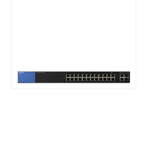 LINKSYS 26-Port Smart Gigabit Switch LGS326-AP