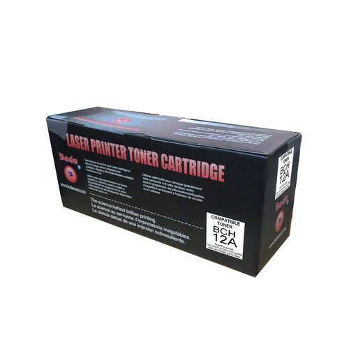 BEDA Compatible Toner Cartridge 12A