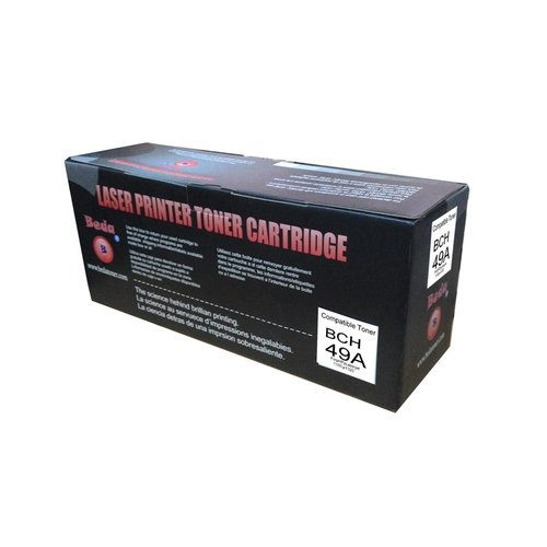 BEDA Compatible Toner Cartridge 49A