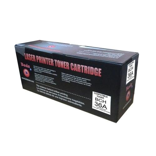 BEDA Compatible Toner Cartridge 436A